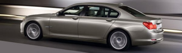 La nouvelle BMW Série 7 se range