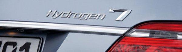 BMW continue sur la route de l'hydrogène