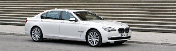 BMW 760Li : pour homme d'affaires pressé