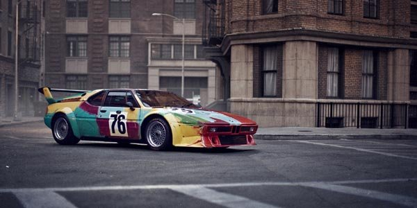 BMW Art Cars : le livre ultime