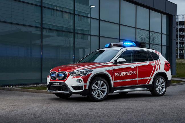 BMW au RETTmobil 2019