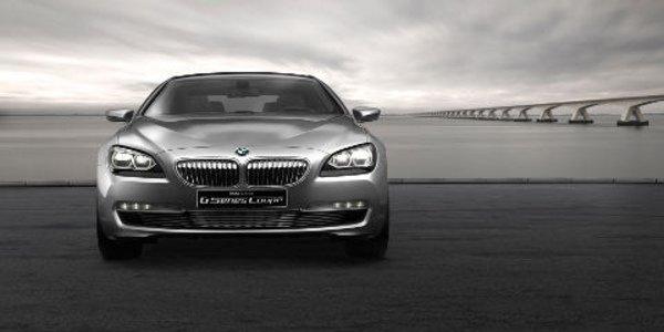 BMW Concept 6-Series coupé