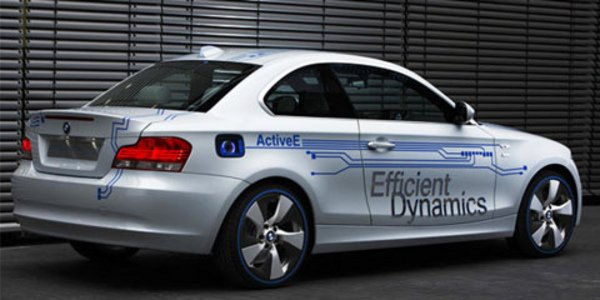 La BMW ActiveE en test