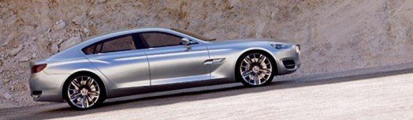 BMW Concept CS : le coupé 4 portes