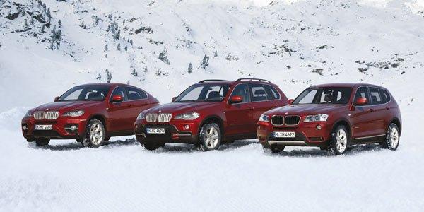 BMW confirme le X4