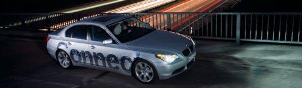 BMW déploie ConnectedDrive en France
