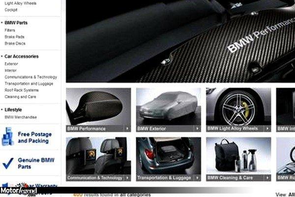 bmw direct store sur ebay actualit automobile motorlegend. Black Bedroom Furniture Sets. Home Design Ideas