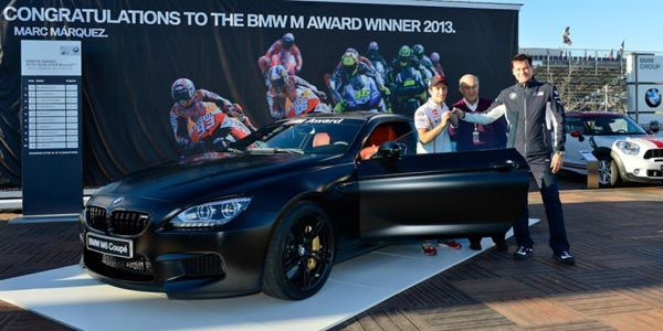 BMW et le MotoGP étendent leur partenariat