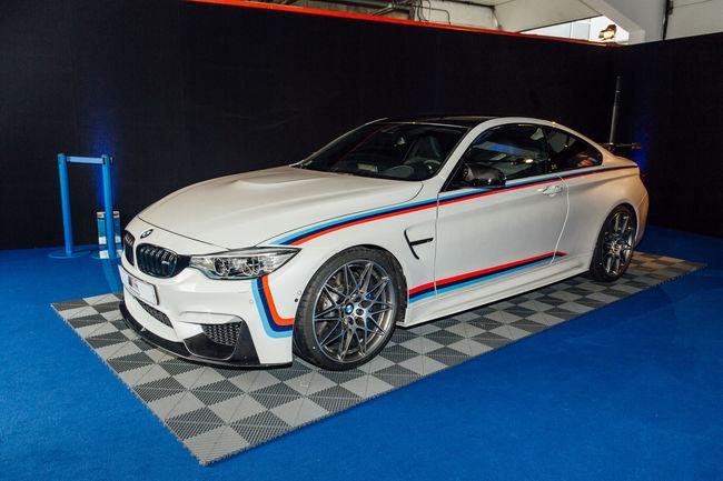 BMW partenaire du circuit de Magny-Cours
