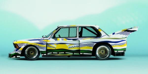 BMW expose ses Art Cars à Miami