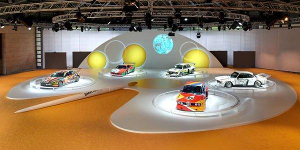 BMW célèbre 40 ans de Art Cars