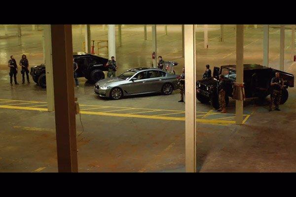 BMW Films dévoile son court-métrage The Escape