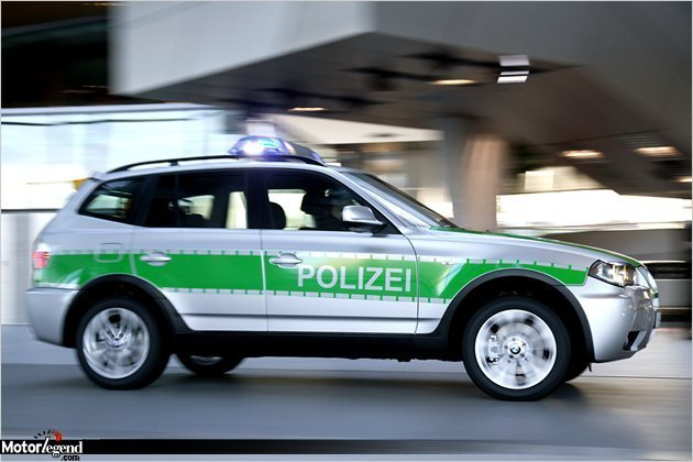 bmw fournit la police allemande actualit automobile motorlegend. Black Bedroom Furniture Sets. Home Design Ideas