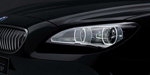 BMW présente le Gran Coupé à Pékin