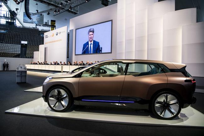 Le CEO de BMW Group Harald Krüger sur le départ
