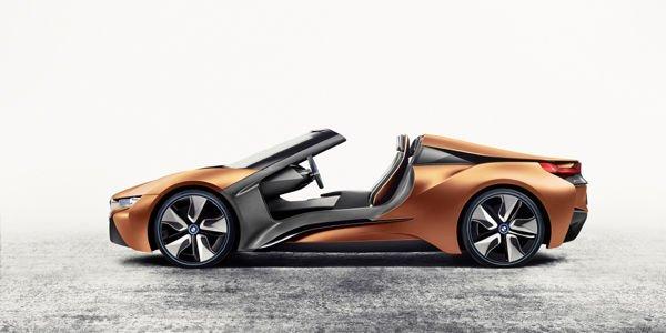 Concept BMW i Vision Future Interaction
