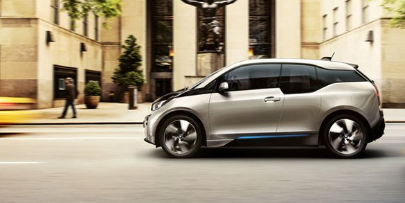 La BMW i3 tombe le masque !