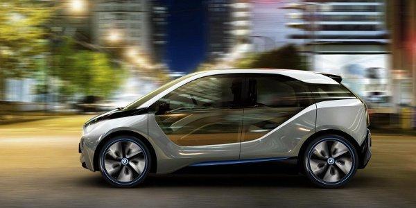 Francfort 2011: BMW i3 Concept