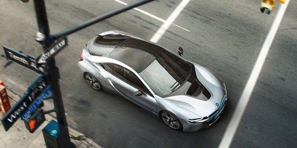 BMW i8 : derniers détails et les prix en France