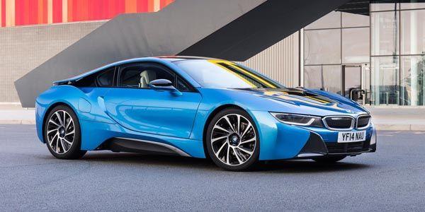 Une nouvelle i8 pour le centenaire de BMW ?