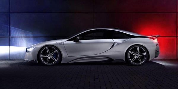 AC Schnitzer s'attaque à la BMW i8