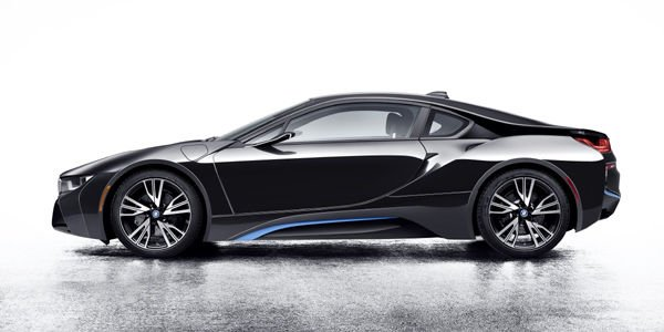 Concept BMW i8 Mirrorless