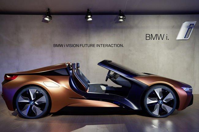 La BMW i8 Spyder sera bel et bien commercialisée