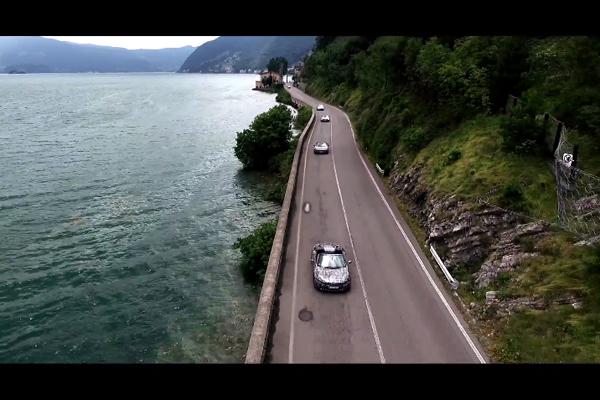 BMW i8 Roadster : nouveau teaser