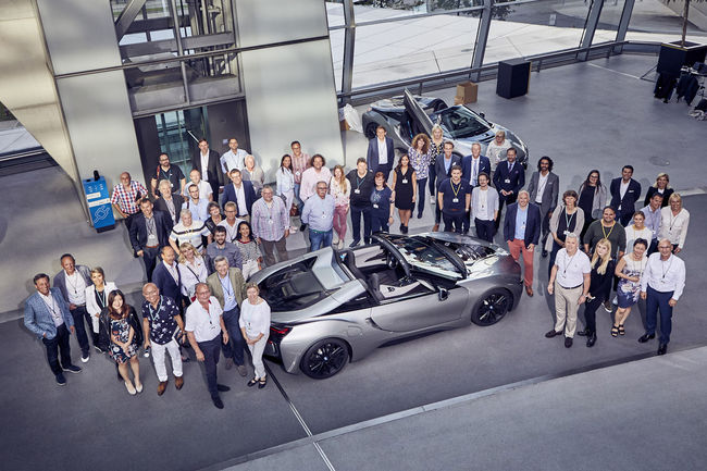 BMW i8 Roadster First Edition : premières livraisons