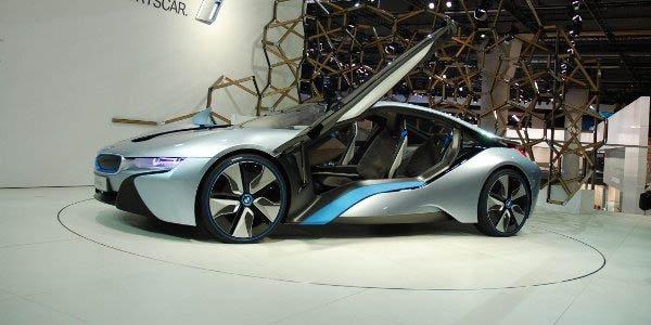 La BMW I8 Concept appelée à être produite