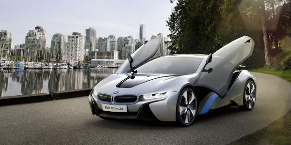"""BMW i8 : un coeur """"made in England"""""""