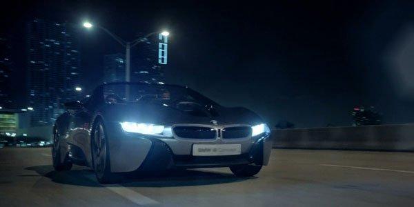 Vidéo : les BMW i3 et i8 font leur show