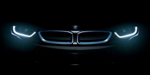 BMW i8 : les premières photos !