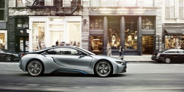 BMW i8 : premières livraisons en juin