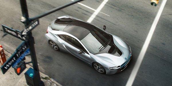 La BMW i8 fait entendre ses vocalises