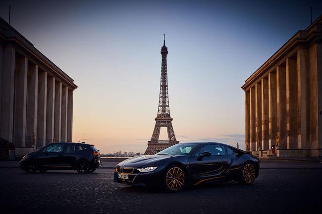 Editions spéciales pour les BMW i3s et i8 Coupé et Roadster
