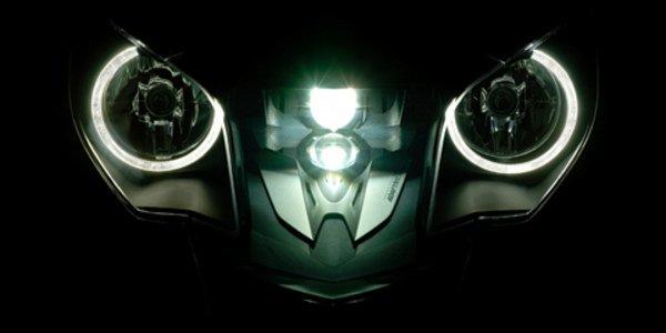 Un 6 en ligne sur une moto BMW