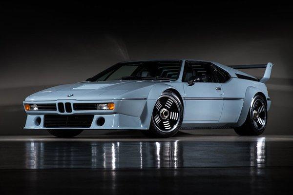A vendre : BMW M1 Procar de 1979