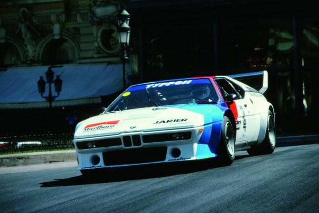 BMW Group Classic fête la série BMW M1 Procar