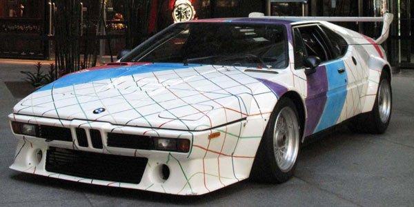 La future BMW M1 pour 2016 ?