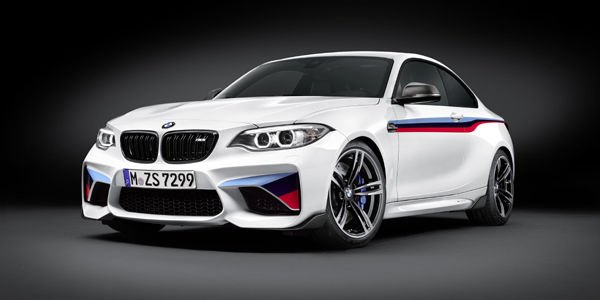 Un pack M Performance pour la BMW M2