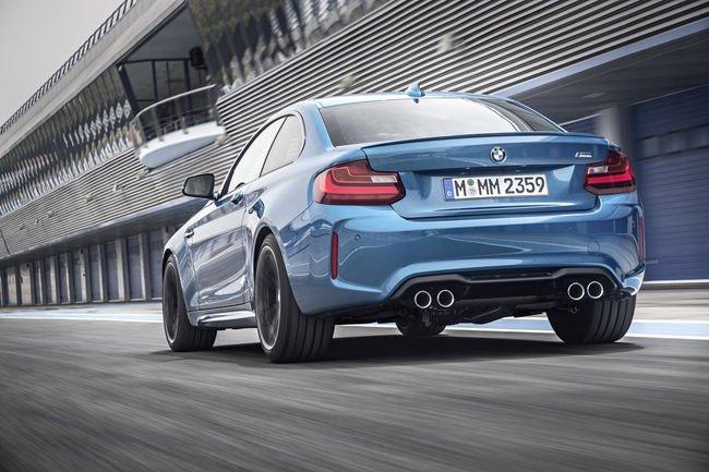 BMW M2 : une version hardcore en approche ?