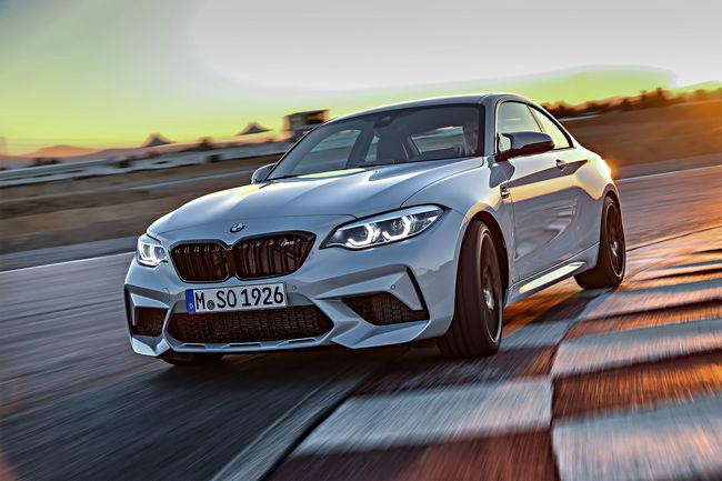 BMW M2 Compétition, la M3 dans les veines
