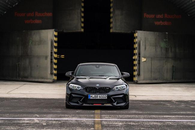 BMW soutient la Mannschaft avec un one-off M2 Compétition