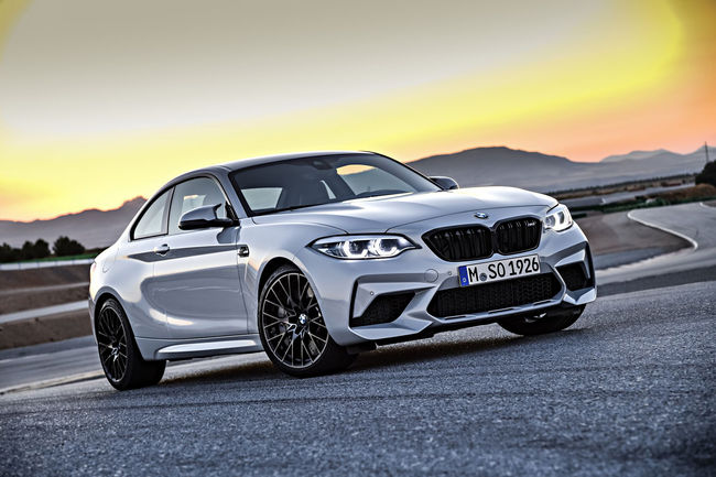 BMW M2 Competition : The Laser Record