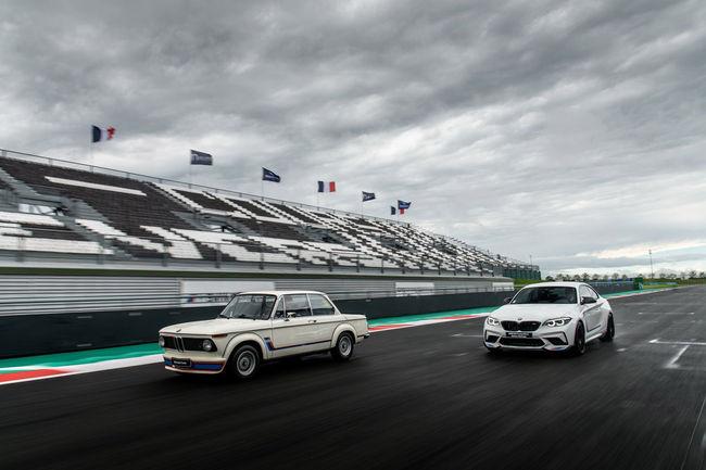 BMW M2 Heritage Edition : pour la France seulement