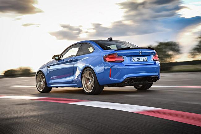 Nouvelle BMW M2 CS Coupé