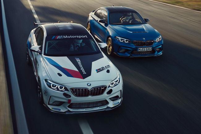 BMW M2 CS Racing : pour la course