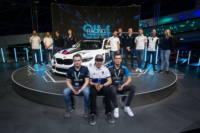Première sortie publique pour la BMW M2 CS Racing