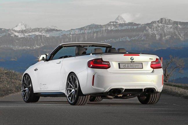 Dälher crée sa propre BMW M2 Cabriolet